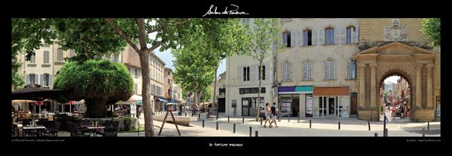 Das fremdenverkehrsamt shop office de tourisme salon de for Office de tourisme salon de provence