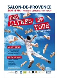 """Salon du livre """"Des Livres et vous"""""""