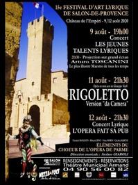 15e Festival d'Art Lyrique