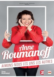 ANNE ROUMANOFF EN SPECTACLE