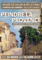 Peindre la Provence