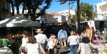 Le petit marché des Canourgues - Salon-de-Provence