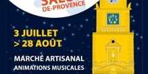 Les Nocturnes du vendredi - Salon-de-Provence
