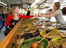 Le grand marché du mercredi - Salon-de-Provence
