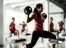 Espace gym - Salon-de-Provence