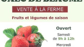 Vente à la ferme GAEC de Beaume - Salon-de-Provence