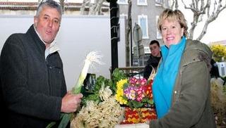 Vente à la ferme Légumes MARTINO - Salon-de-Provence