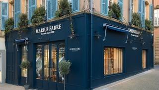Savonnerie Marius Fabre - Boutique centre-ville - Salon-de-Provence