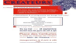 La Cour des Créateurs - Salon-de-Provence