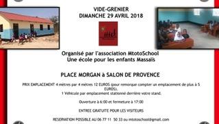 Vide-Grenier - Salon-de-Provence