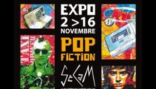 Exposition pop fiction - Salon-de-Provence