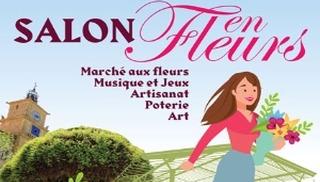 Salon en fleurs - Salon-de-Provence