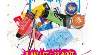 L'art déconfiné ! - Salon-de-Provence