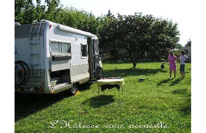 Camping Les biens neufs 5 - Salon-de-Provence