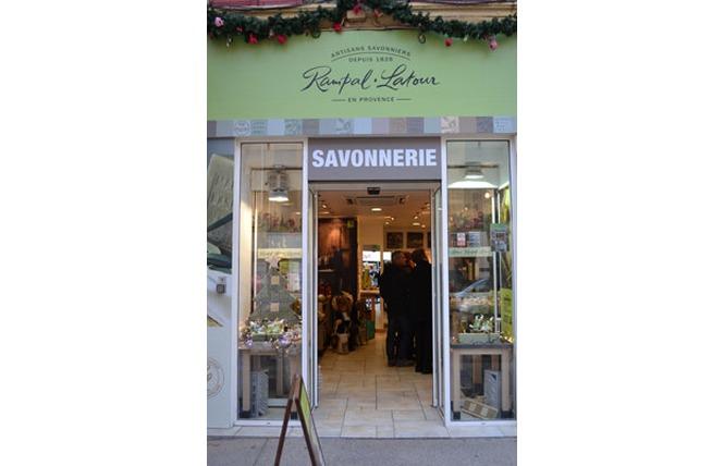 Boutique savonnerie Rampal Latour 1 - Salon-de-Provence