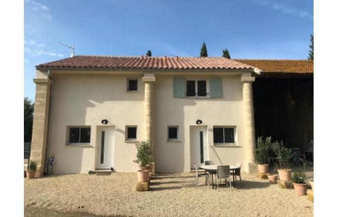 Gîte de la petite cabane 1 - Salon-de-Provence