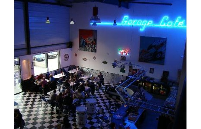 Garage Café 1 - Salon-de-Provence