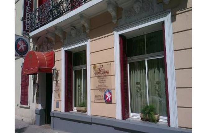 Hôtel d'Angleterre 1 - Salon-de-Provence