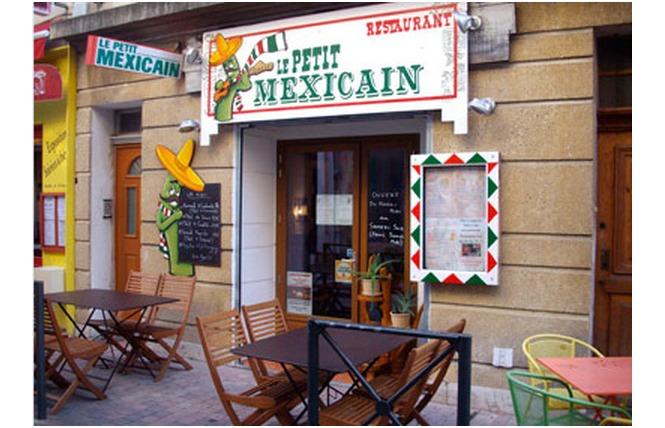 Le petit Mexicain 1 - Salon-de-Provence