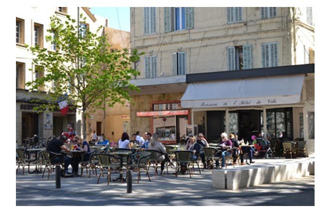 Brasserie de l 39 h tel de ville office de tourisme salon de provence - Leader price salon de provence ...