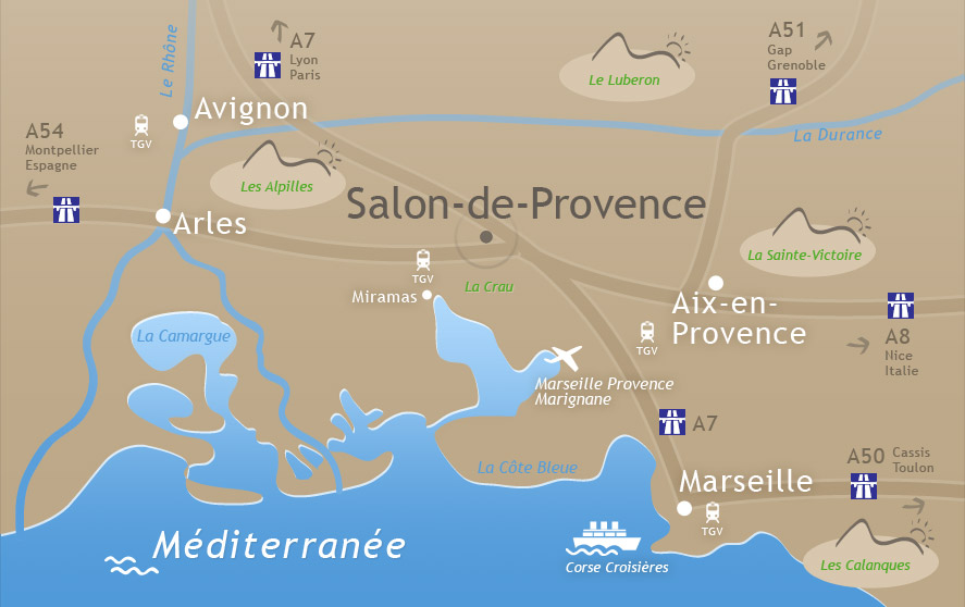 Office de tourisme salon de provence - Magasin informatique salon de provence ...